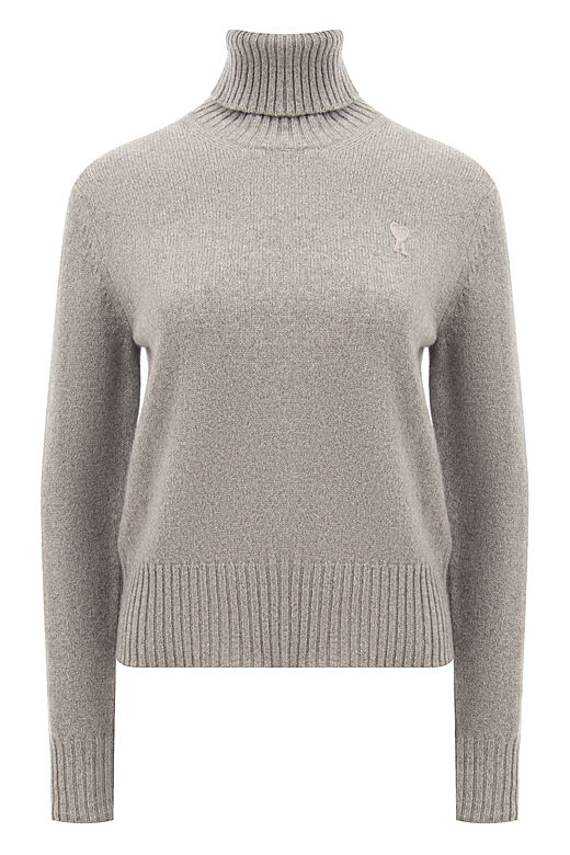 CASHMERE 055 HEATHER GREY